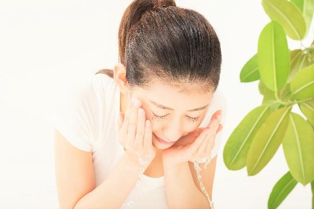 「洗顔を意識すること」の画像検索結果