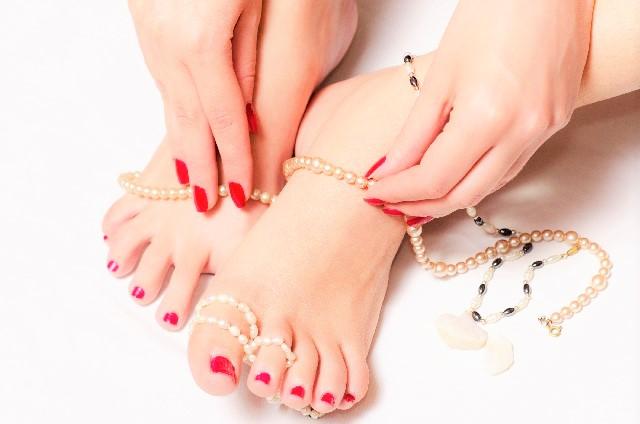 美容・足・爪