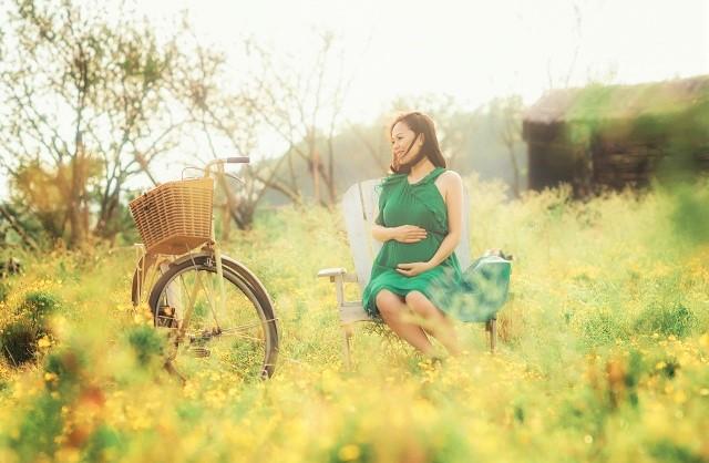 妊娠・女性
