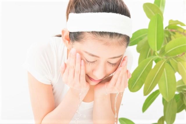 美容 洗顔 女性 スキンケア