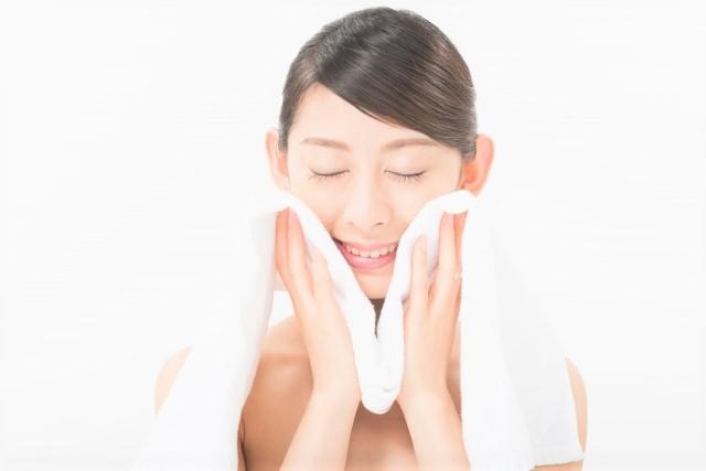 洗顔 スキンケア タオル