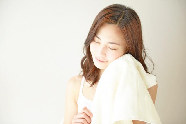 美容 女性 洗顔 スキンケア タオル